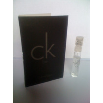 Amostra Ck Be Calvin Klein Eau De Toilette 1,2 Ml Spray