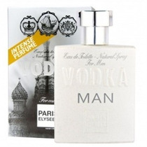 Vodka Man Edt 100ml - Lançamento