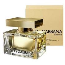 Perfume The One Feminino 75 Ml Dolce & Gabbana 100% Original