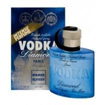 Vodka Diamond - Masculino - Edt 100 Ml - Paris Elysees