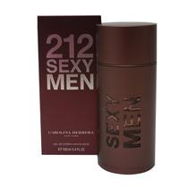 Perfume 212 Sexy Men 100ml Original E Lacrado