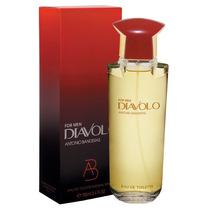 Perfume Diavolo De Antonio Bandeira 100 Ml 100% Original