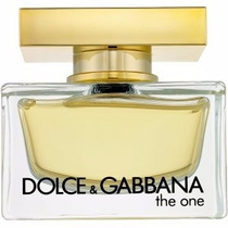 Perfume The One D&g Feminino 75ml Tester - Nina Presentes