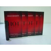 Davidoff Hot Water Amostra 1.2 Ml Frete Grátis