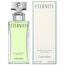 Perfume Eternity Fem 100 Ml * 40% Off * Kiss Perfumaria *