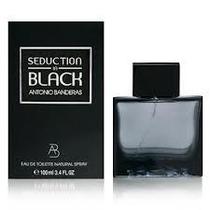 Perfume Seduction In Black Antonio Banderas 100ml Original