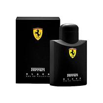 Perfume Ferrari Black Original 125ml Lacrado - Frete Gratis