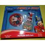 Kit Colônia Masculino Infantil Mickey + Sabonet