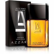 Perfume Masculino Azzaro Pour Homme 100ml Edt Original