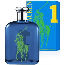 Perfume Polo Big Pony Blue 1 Masculino 125ml - Ralph Lauren