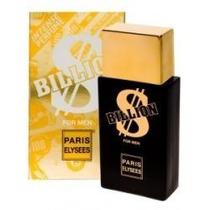 Kit 05 Perfume Paris Elysees Diversas Fragrâncias Masc E Fem