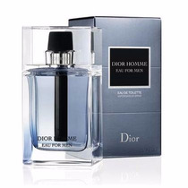 Perfume Dior Homme Eau For Men 100ml Original | Lacrado