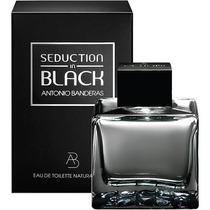 Perfume Seduction In Black Masculino 100ml Antonio Banderas