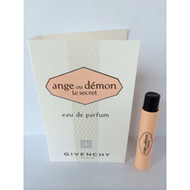 Amostra Givnchy Ange Ou Démon Le Secret Parfum 1ml Spray