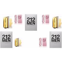 Kit Perfumes 212 Men + 212 Vip + 212 Sexy - Original !!