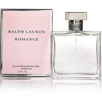 Ralph Lauren Romance Eau De Pafum 50ml Perfume Feminino