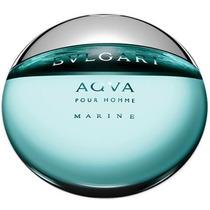 Perfume Bvlgari Aqva Marine 100 Ml - Original - T E S T E R