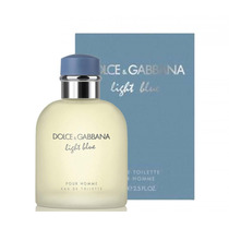 Perfume Dolce & Gabbana Light Blue Pour Homme Edt Masc 75ml