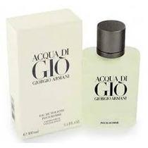 Perfume Importado Acgua Di Gio 100ml Lacrado Original