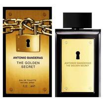 Perfume The Golden Secret 200ml Masculino Original Promoção.