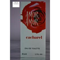 Perfume Amor Amor Cacharel Fem- 50ml + Frete Gratis