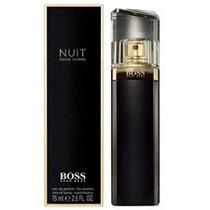 Perfume Hugo Boss Nuit Pour Femme Fem Edp 75 Ml Frete Grátis