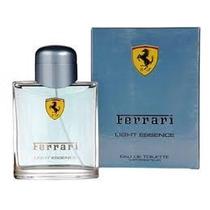 Ferrari Scuderia Light Essence Masc.eau De Toilette 125 Ml