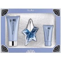 Kit Angel Perfume Feminino Thierry Mugler Eau De Parfum