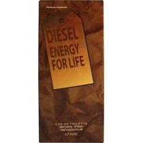 Diesel Fuel For Life (m) 55ml Contratipo Com Registro Anvisa