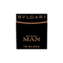 Perfume Bulgari Man In Black-edp-100ml- 100% Original
