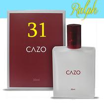 Ralph 31 - Cazo By Lado Z - Linha Cazo Feminina [50ml]