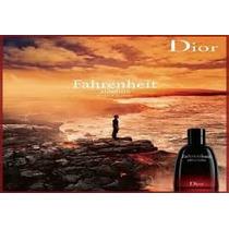 Perfume Fahrenheit Dior Edt 100ml. Frete Grátis Original