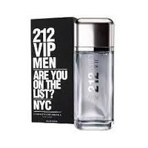 Perfume 212 Vip Men 100 Ml Original - Lacrado