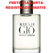 Armani Acqua Di Gio Decant Amostra 5ml Original Frete Grátis