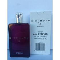 Richmond X Woman Eau De Toilette 100 Ml Spray Tester