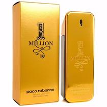 Perfume One Million 200ml Paco Rabanne Original Lacrado