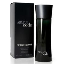 Perfume Masculino Armani Code Giorgio Armani 75ml