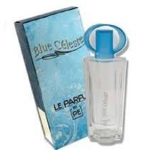 Perfume Frances Blue Celeste ( Light Blue ) Fem 50ml -leilão