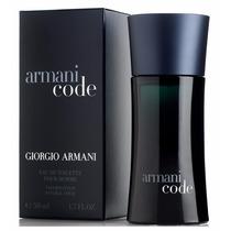 Perfume Armani Code 50ml Giorgio Armani
