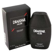 Perfume Masculino Drakkar Noir Edt 100ml - Guy Laroche