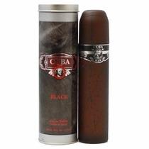 Perfume Cuba Black Masculino 100ml Eau De Toilette