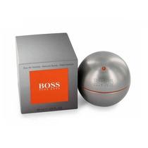 Perfume Boss In Motion Masculino 90ml Eau De Toilette