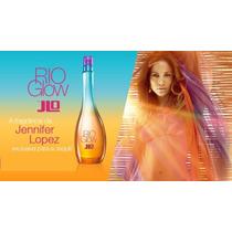 Perfume Jennifer Lopez Glow Rio 100ml Procedencia Original