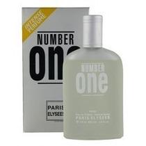Perfume Paris Elysees Number One Inspiração Ck One Original