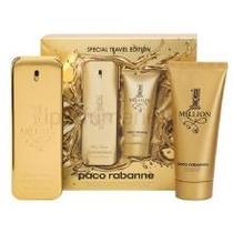 Perfume Masculino 1 One Million Paco Rabanne 100ml+gel 100ml