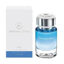 Perfume Mercedes Benz Sport Masculino 120ml Eau De Toilette