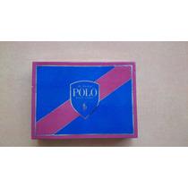 Kit Polo Blue Masculino125ml+shower Gel+desodorante Stick