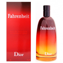 Perfume Fahrenheit 100ml Christian Dior Made In France Orig!