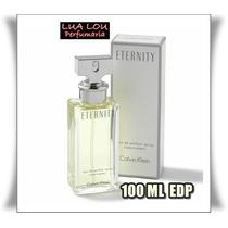 Perfume Eternity Feminino Calvin Klein Edp 100 Ml - Lua Lou
