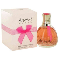Perfume Feminino Arsenal - Adocicado 100 Ml - Gilles Cantuel
